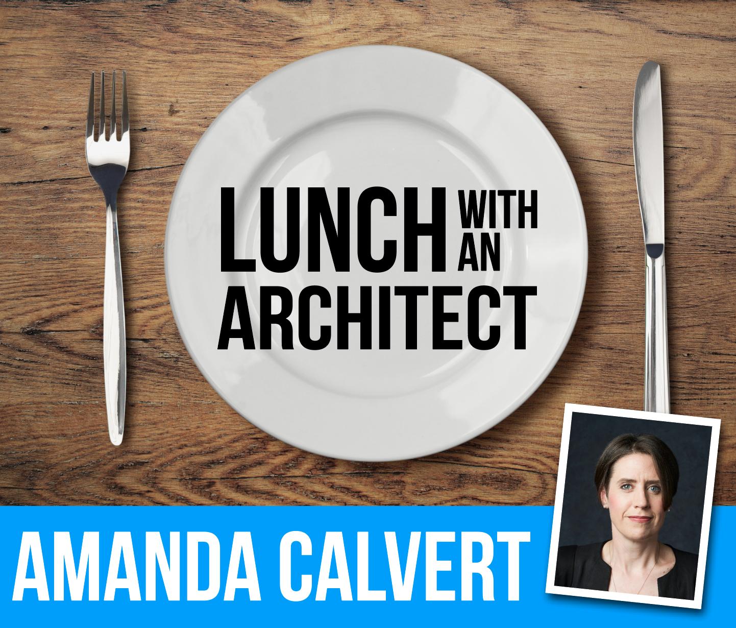 Lunch with Amanda Calvert