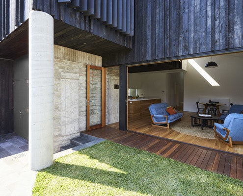 Albert Park House by Chiverton Architects (via Lunchbox Architect)