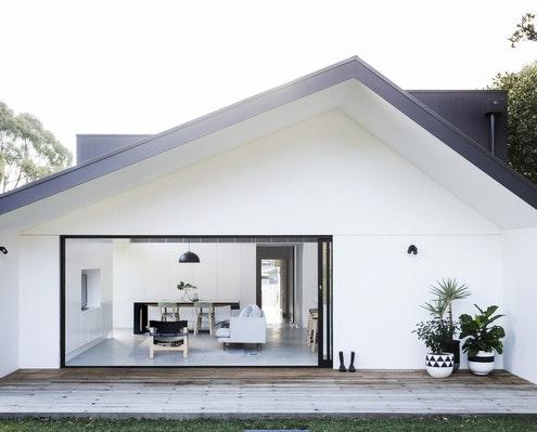 Allen Key House by Architect Prineas (via Lunchbox Architect)