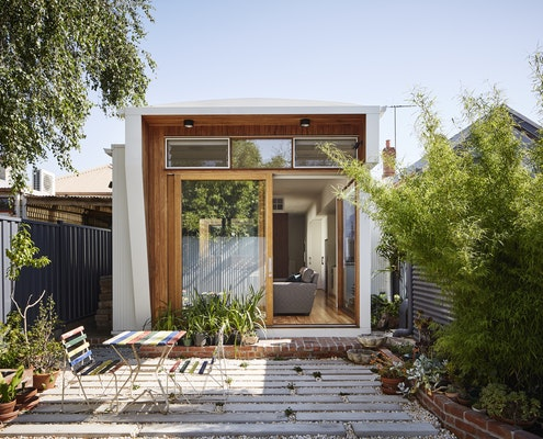 Anna's House by Gardiner Architects (via Lunchbox Architect)