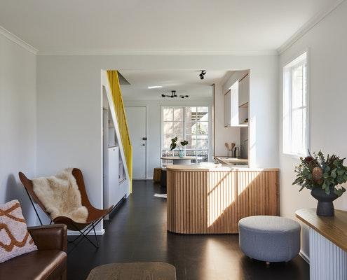 Apartment on Ballarat by Circle Studio Architects (via Lunchbox Architect)