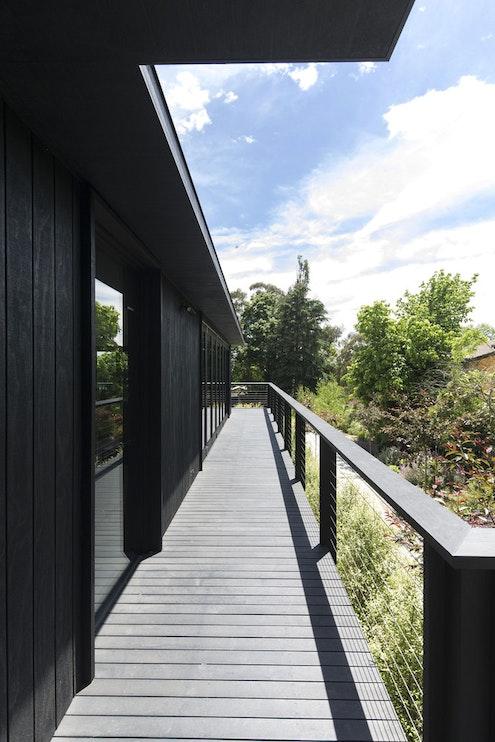 Armidale House by Those Architects (via Lunchbox Architect)