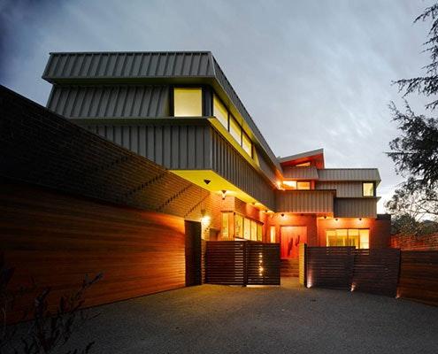 Ashburton House by PHOOEY Architects (via Lunchbox Architect)
