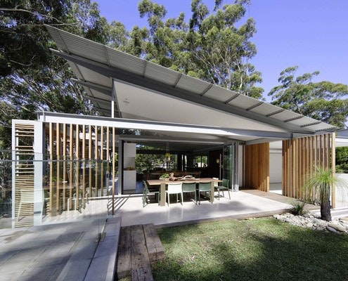 Avoca Weekender by Architecture Saville Isaacs (via Lunchbox Architect)