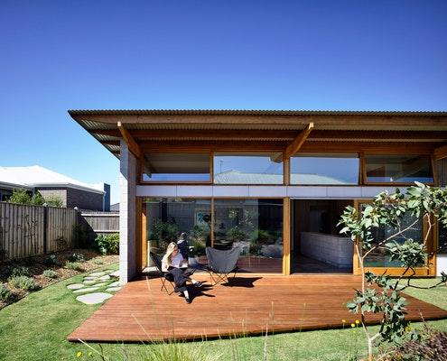 Ballarat House by Eldridge Anderson Architects (via Lunchbox Architect)