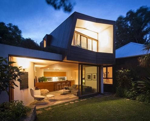 Balmain House by Fox Johnston Architects (via Lunchbox Architect)
