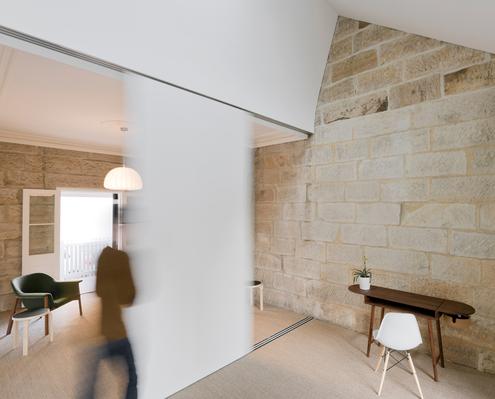 Balmain Sandstone Cottage