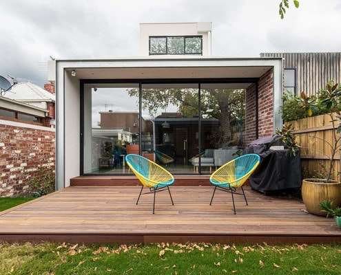 Balston House by  (via Lunchbox Architect)