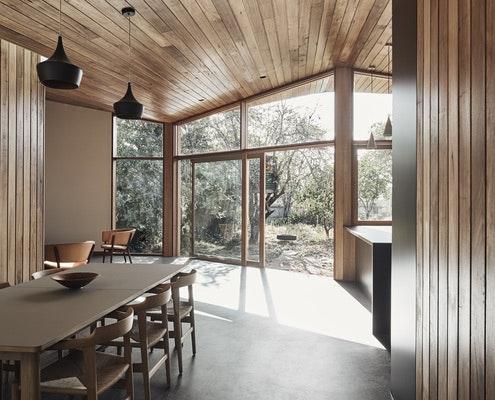 Barton House by Julie Firkin Architects (via Lunchbox Architect)