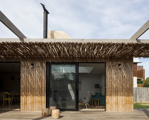 Barwon Heads House by Evolva Architects (via Lunchbox Architect)