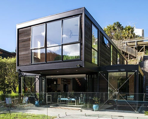 Bassett Road House by BOX Living (via Lunchbox Architect)