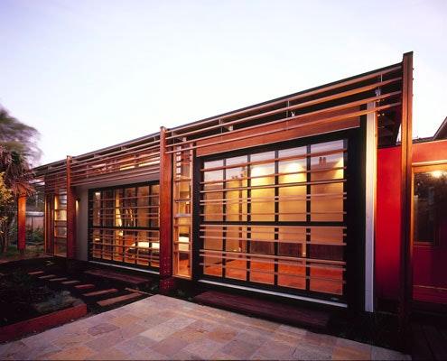 Beachcroft Orth Residence by Andrew Maynard Architects (via Lunchbox Architect)
