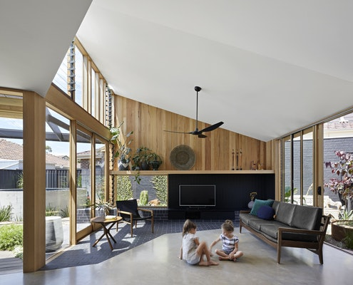 BENT Annexe by Bent Architecture (via Lunchbox Architect)