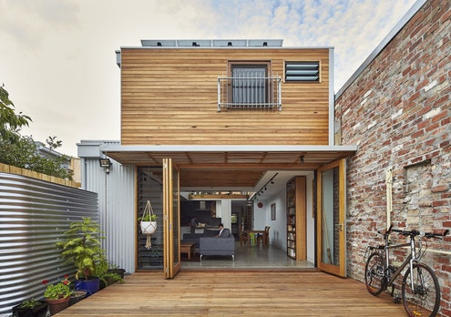 Beyond House by Ben Callery Architects (via Lunchbox Architect)