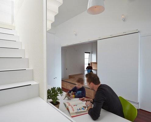 Black House by Austin Maynard Architects (via Lunchbox Architect)