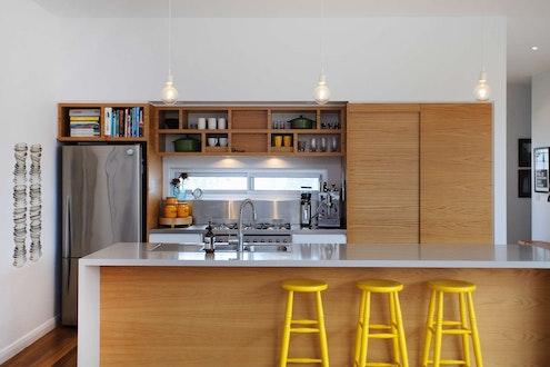 Black Rock House by Jost Architects (via Lunchbox Architect)