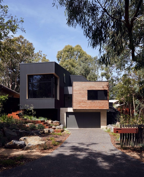 Blackburn House by ArchiBlox (via Lunchbox Architect)