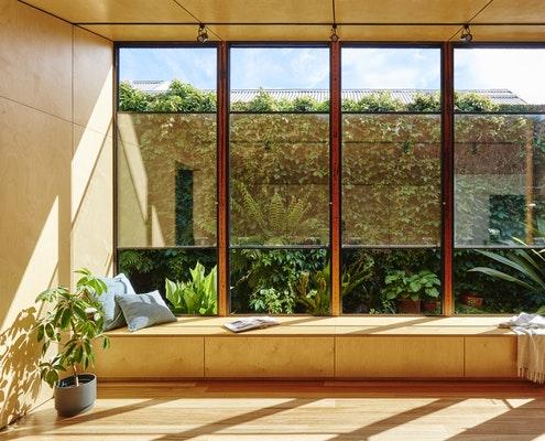 Bluestone Terrace Pavilion by  (via Lunchbox Architect)