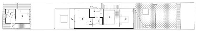 Bondi House by Fearns Studio (via Lunchbox Architect)