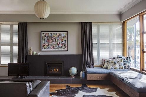 Bonita Room by Irving Smith Architects (via Lunchbox Architect)