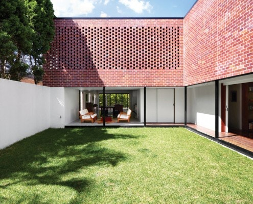 Boston Street House by James Russell Architects (via Lunchbox Architect)
