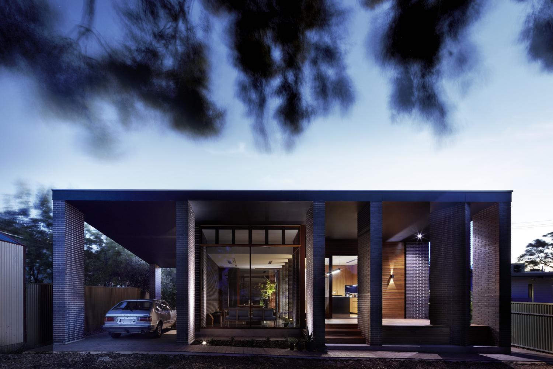 Bowden Bajko House