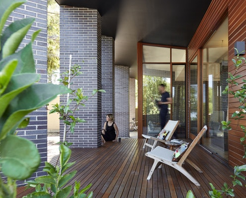 Bowden Bajko House by Davis + Davis Architects (via Lunchbox Architect)