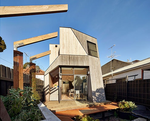 Bower House by Andrew Simpson Architects (via Lunchbox Architect)
