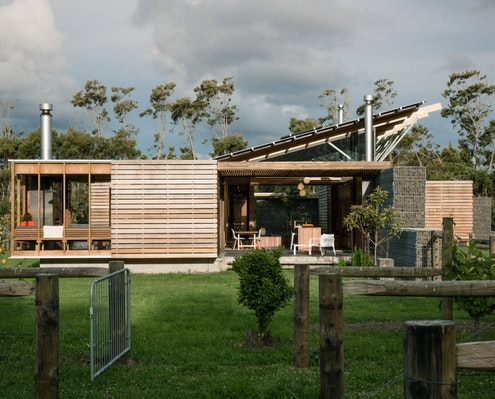 Bramasole by Herbst Architects (via Lunchbox Architect)