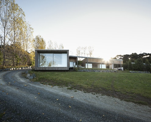 Brick Bay House by Glamuzina Paterson Architects (via Lunchbox Architect)