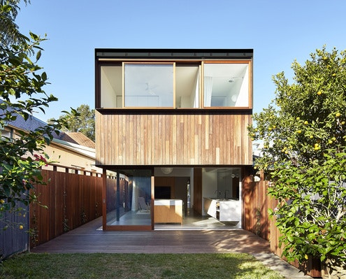 Bronte House by Archer Office (via Lunchbox Architect)