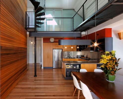 Butler House by Andrew Maynard Architects (via Lunchbox Architect)
