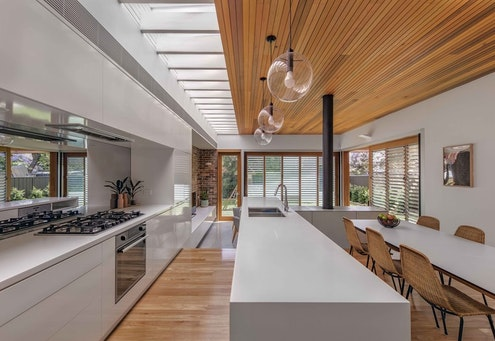Canada Bay Residence by CplusC Architectural Workshop (via Lunchbox Architect)