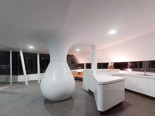 Cape Schanck House by Paul Morgan Architects (via Lunchbox Architect)