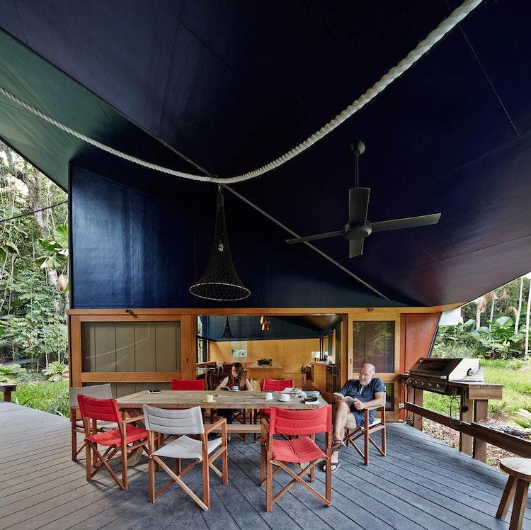 Cape Tribulation Home (via Lunchbox Architect)
