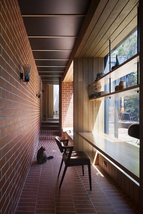 Carlton Cloister by MRTN Architects (via Lunchbox Architect)