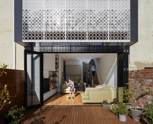 Cecil Street House by Chan Architecture (via Lunchbox Architect)