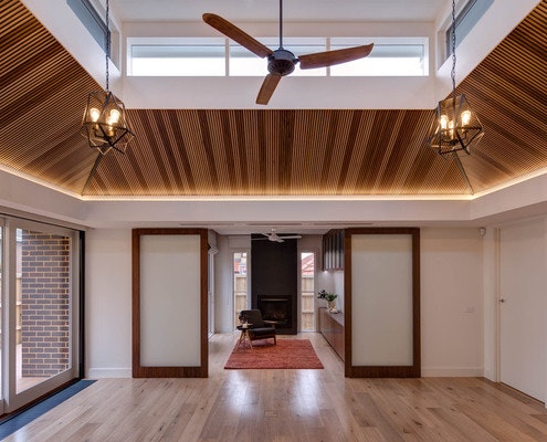 Clerestory House by Lai Cheong Brown (via Lunchbox Architect)