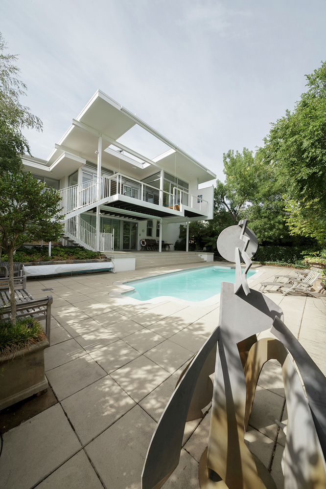Constable House by Townsend Associates Architects (via Lunchbox Architect)
