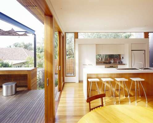 Cooper House by Sam Crawford Architects (via Lunchbox Architect)
