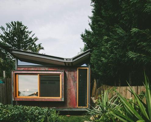 Copper House by Takt Studio for Architecture (via Lunchbox Architect)
