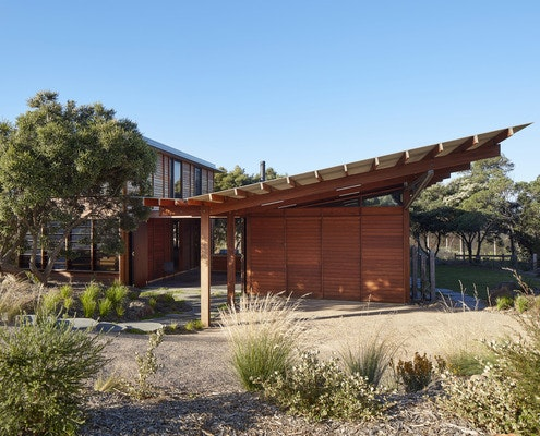 Court House by Peter Winkler Architects (via Lunchbox Architect)