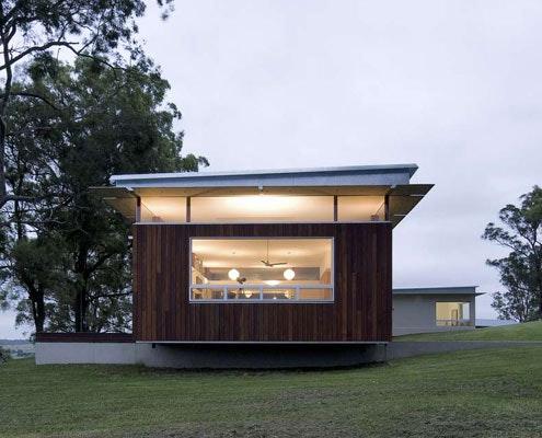 Cranky Corner House by Bourne Blue Architecture (via Lunchbox Architect)