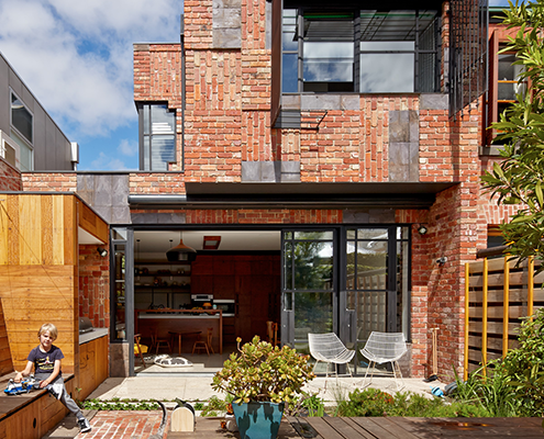 Cubo House by PHOOEY Architects (via Lunchbox Architect)