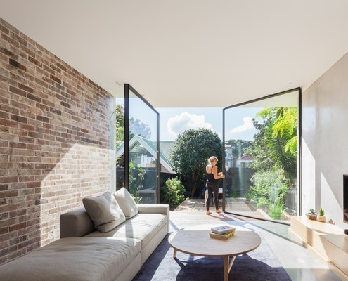 D House by Marston Architects (via Lunchbox Architect)