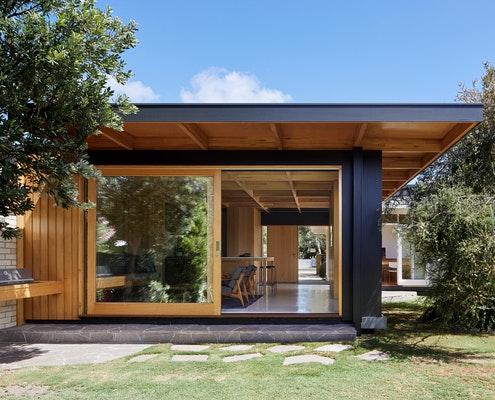 Dark Light House by MRTN Architects (via Lunchbox Architect)