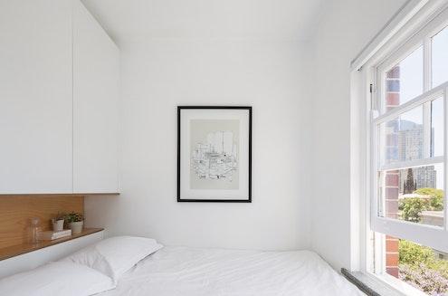 Darlinghurst Apartment by Brad Swartz Architect (via Lunchbox Architect)