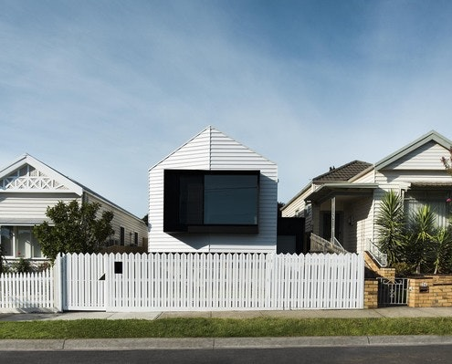 Datum House by FIGR Architecture and Design (via Lunchbox Architect)