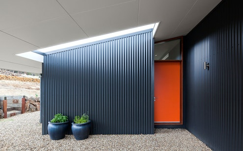 Daylesford Prefab House by Prebuilt (via Lunchbox Architect)