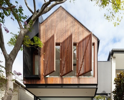 Doll's House by Day Bukh Architects (via Lunchbox Architect)